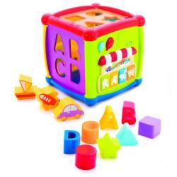 Фото Развивающая игрушка Суперкуб (39602)