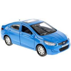 Фото Масштабная модель Хендай Солярис (Hyundai Solaris) 12 см