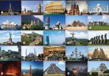Настольная игра Мемо Весь мир фотография 2