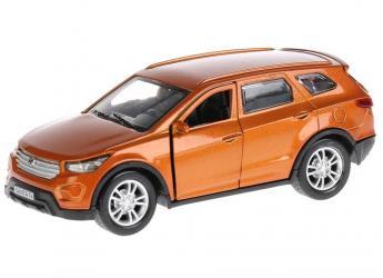 Фото Масштабная модель Hyundai Santafe Гражданская 12 см