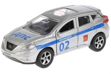 Фото Масштабная модель Nissan Murano Полиция 12 см
