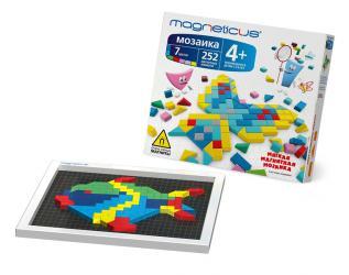 Мозаика магнитная Magneticus (252 эл.) фотография 3