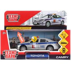 Фото Масштабная модель Toyota Camry Полиция со светом и звуком 12 см