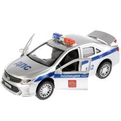 Масштабная модель Toyota Camry Полиция со светом и звуком 12 см фотография 2