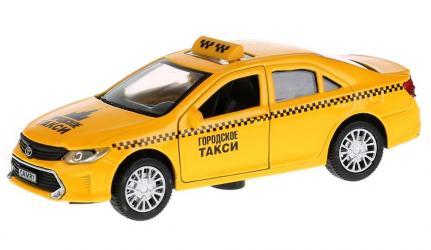 Фото Масштабная модель Toyota Camry Такси 12 см
