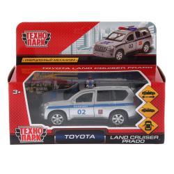 Фото Масштабная модель Toyota Prado Полиция 12 см