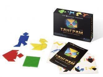 Фото Настольная игра Танграм Магический квадрат