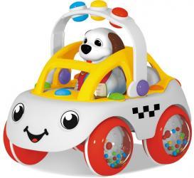 """Фото Детская машинка """"Пышка. Такси"""" (01950)"""