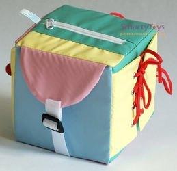 Кубик Застежки (Дельфин) фотография 2