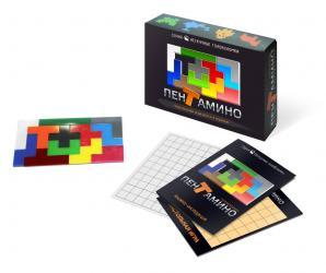Настольная игра-головоломка Пентамино (8058) фотография 1