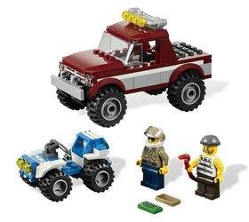 4437 Полицейская погоня (конструктор Lego City) фотография 1