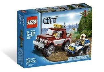 4437 Полицейская погоня (конструктор Lego City) фотография 2