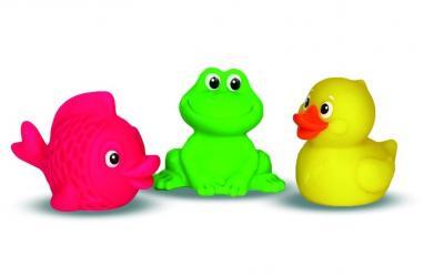 """Фото Набор игрушек для ванной """"Для малышей"""" (В2470)"""
