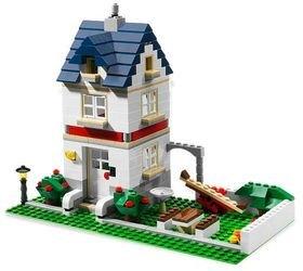 5891 Загородный дом (конструктор Lego Creator) фотография 3