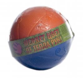 Фото Мяч Хамелеон меняющий цвет мини 8 см (8204)