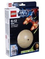 9678 Двухместный аэромобиль и планета Беспин (конструктор Lego Star Wars) фотография 2