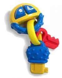 Фото Игрушка для малыша Ключи на брелке
