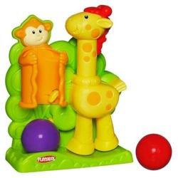 Фото Развивающая игрушкаЖираф с шариками (37384)