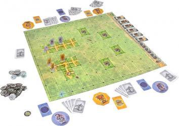 Настольная игра Гномы-вредители. Древние шахты фотография 3