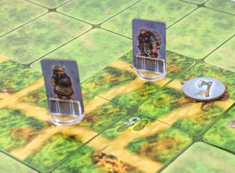Настольная игра Гномы-вредители. Древние шахты фотография 4