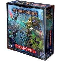 Фото Настольная ролевая игра Starfinder Стартовый набор (915125)