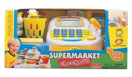 Игрушечный набор-супермаркет (30242) фотография 2