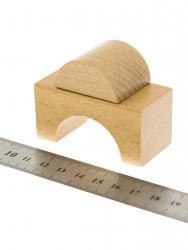 Деревянный конструктор Строительный набор 35 дет. (RDI-D081a) фотография 3