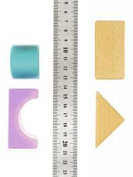 Деревянный конструктор Строительный набор 35 дет. (RDI-D081a) фотография 4