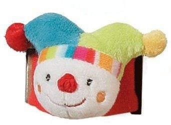 "Фото Мягкая игрушка на запястье ""Клоун"""