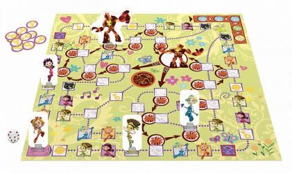 Настольная игра Сказочный патруль Огненные замки (8772) фотография 2