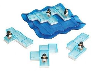 Логическая игра Пингвины на льдинах фотография 2