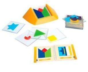 Логическая игра Цветовой код фотография 2