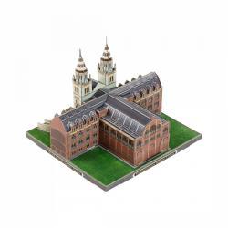 Сборная модель из картона Музей естественной историиЛондон Города в миниатюре (588) фотография 3