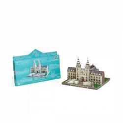 Сборная модель из картона Музей естественной историиЛондон Города в миниатюре (588) фотография 5