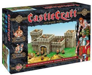 Фото Игровой конструктор Castlecraft Древний мир
