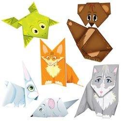 Игра-оригами Теремок (АБ 11-501) фотография 2