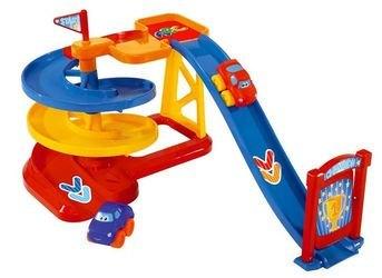Фото Детский Трек с двумя машинками (4019673)