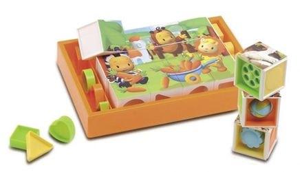 Фото Развивающая игрушкаВолшебные кубики Cotoons