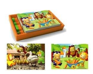 Развивающая игрушкаВолшебные кубики Cotoons фотография 2