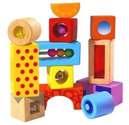 Фото Деревянные развивающие кубики (2240)
