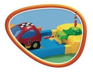 Игрушечный Трек с двумя машинками (211003) фотография 3