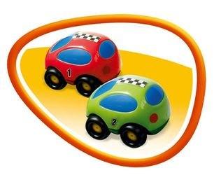 Игрушечный Трек с двумя машинками (211003) фотография 6