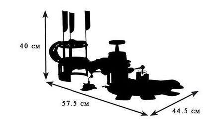Механический гараж (205299) фотография 6