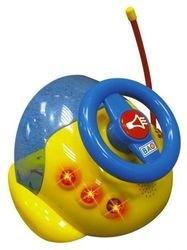 Радиоуправляемая игрушка Руль-гараж с машинкой (8302) фотография 2