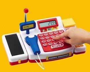Игрушечная цифровая касса  со сканером (4525700) фотография 6