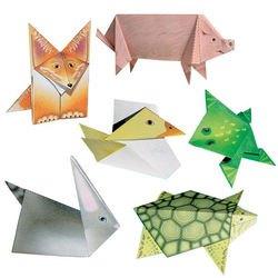 Набор фигурок-оригами Моё первое оригами. 2-я ступень (АБ 11-122) фотография 2