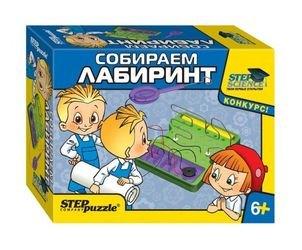 """Фото Самоделкино """"Собираем лабиринт"""""""