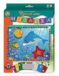 Мозаика по номерам Дельфин фотография 1