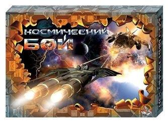 Фото Настольная игра Космический бой
