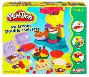 Фото Набор для творчества Двойной Вихрь Мороженого (набор для лепки)